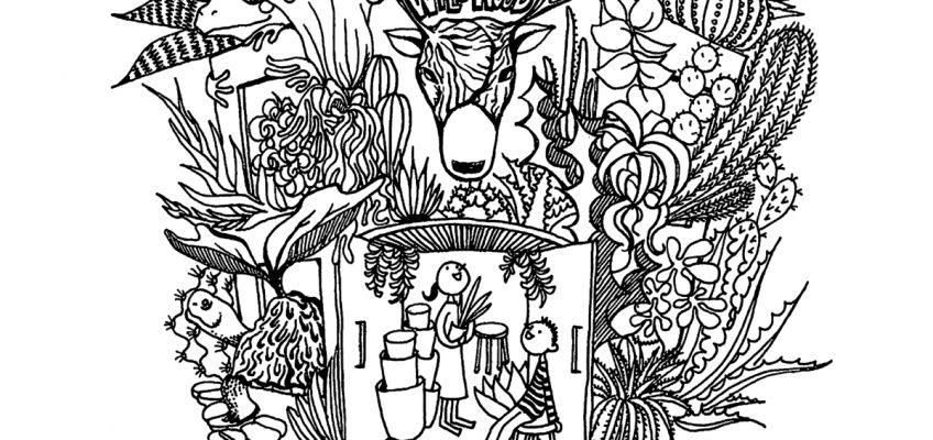 LOVEGREENとBotapiiが植物・植物関連グッズの展示販売会「WILDWOOD」のメディアパートナーに就任しました