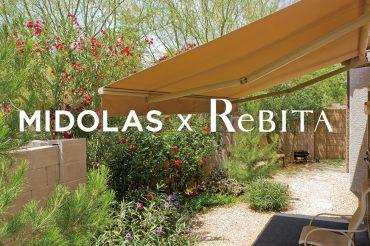 庭リノベのMIDOLAS[ミドラス]、リノベーション事業を手掛けるReBITAと業務提携
