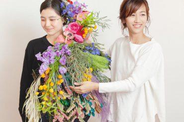 『世界らん展2019』2/17(日)に『前田有紀 x LOVEGREEN』 でフラワーランウェイ開催します